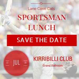 LCC Sportsman Lunch Save the Date