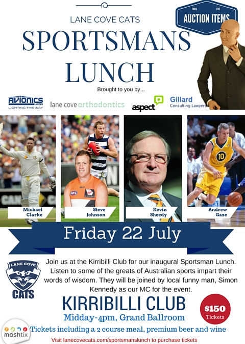 LCC Sportsman's Lunch